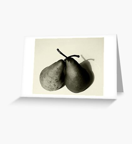 When two became one : 1X1 Greeting Card