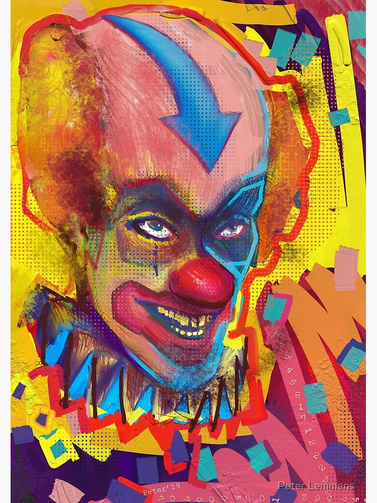 Clown Of Color by Anigroove