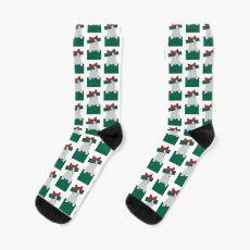 I Want a Hippopotamus for Christmas Socks