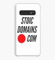 Stoic Domains - Com Case/Skin for Samsung Galaxy