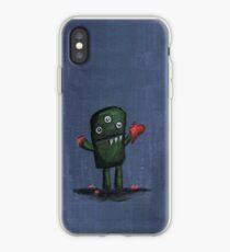 Shreddy Munch Munch iPhone Case
