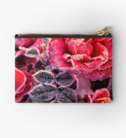Christmas Roses  Studio Pouch