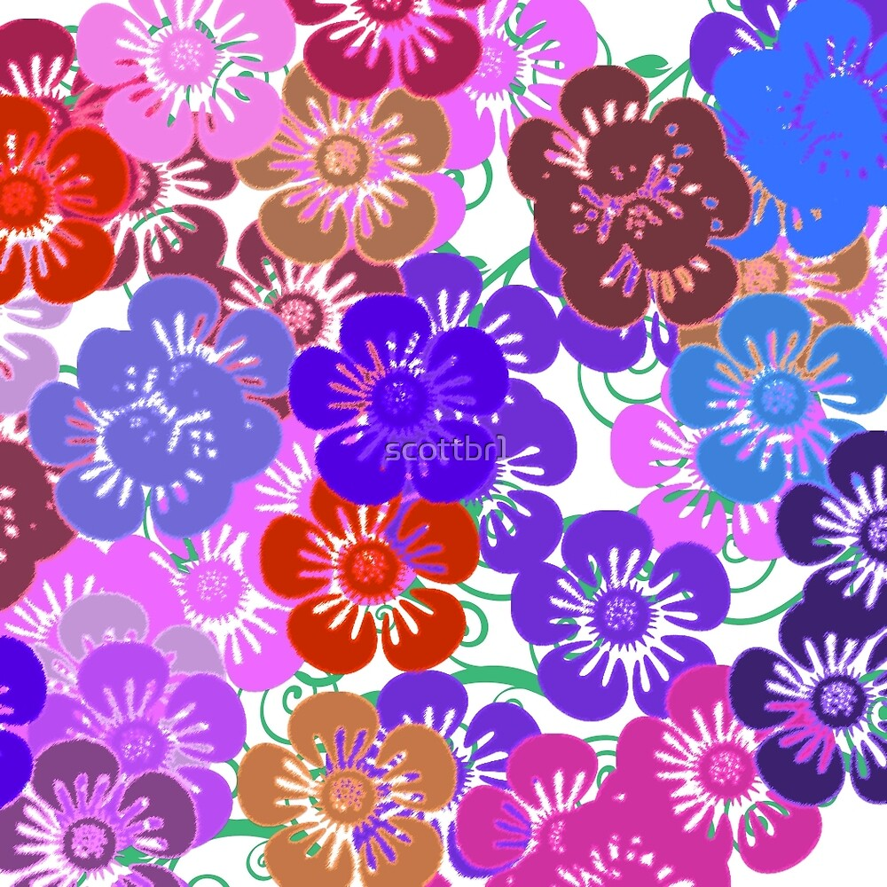 Flowers by scottbr1
