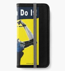 AI Can Do It iPhone Wallet/Case/Skin