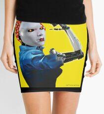 AI Can Do It Mini Skirt