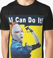 AI Can Do It Graphic T-Shirt