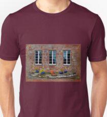 Delgatie Castle From the Backyard (near Turriff, in Aberdeenshire, Scotland) T-Shirt