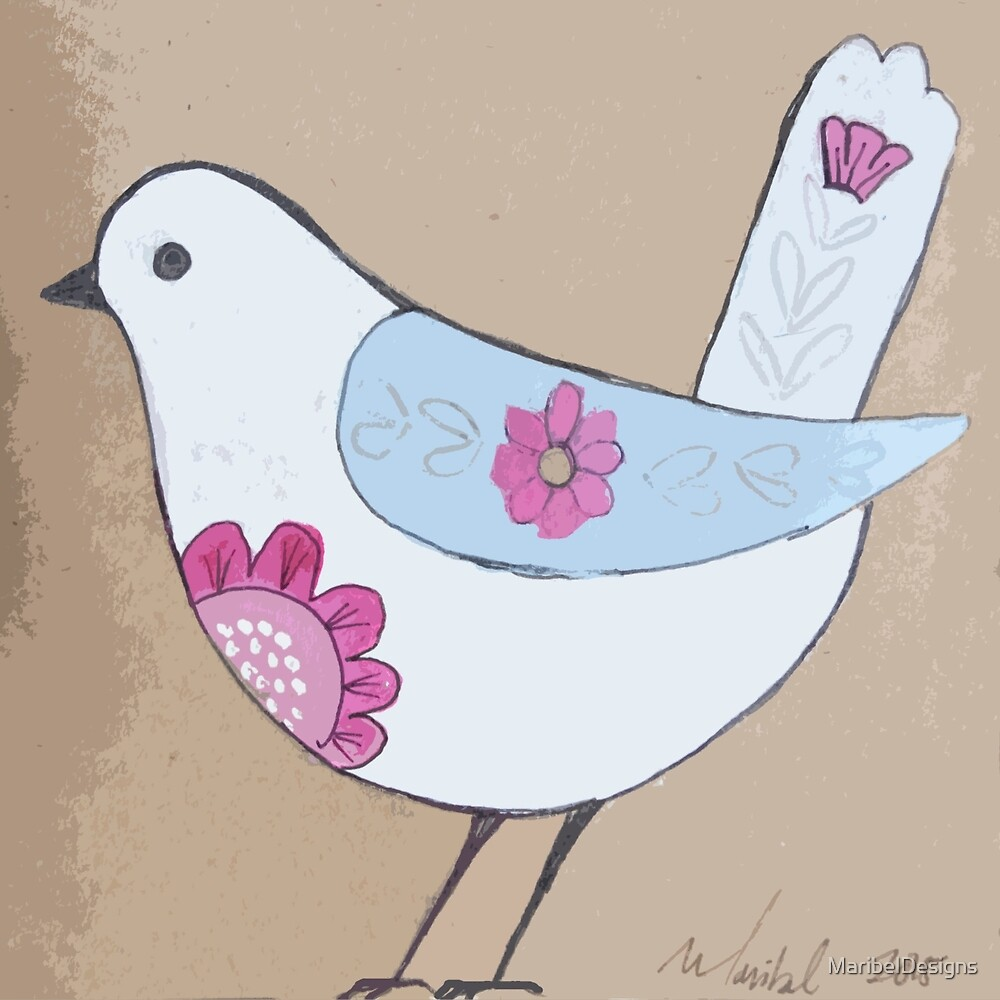 Bird 2 by MaribelDesigns