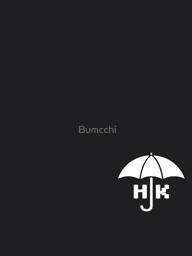 Hong Kong - White by Bumcchi