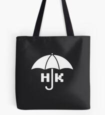 Hong Kong - White Tote Bag