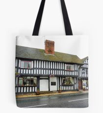 The Kings House Restaurant Tote Bag