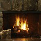 Fireplace by Scott Kennelly