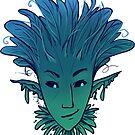 blue faery by Laya Rose