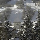 Ski Resort by Scott Kennelly