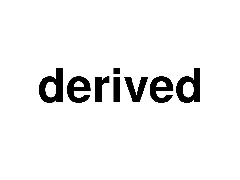 derived by ninov94