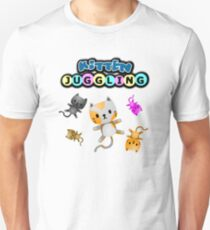 Kitten Juggling - Logo T-Shirt T-Shirt