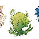 three fey by Laya Rose