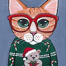 Sam's Ugly Christmas Sweater by Ryan Conners
