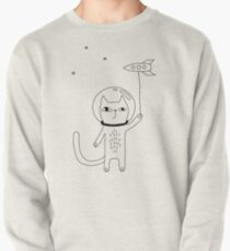 Space Cat Pullover