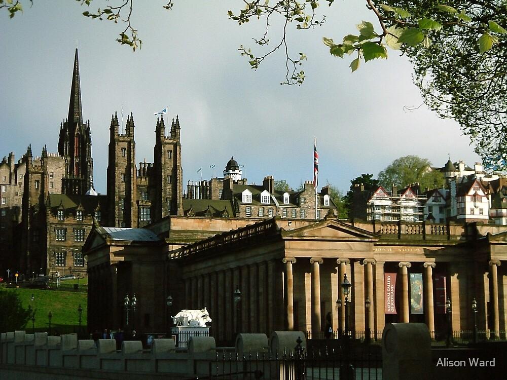 Edinburgh History Museum by Alison Ward