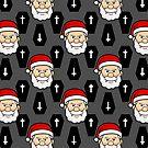 Weihnachtsvampir Sankt von gossiprag