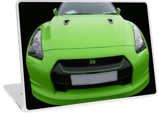 Green GTR by Vicki Spindler (VHS Photography)