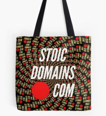Stoic Domains - Com Tote Bag