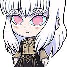 Lysithea - Fire Emblem Three Houses - Chibi Cutie by kickgirl