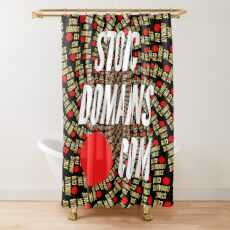 Stoic Domains - Com Shower Curtain
