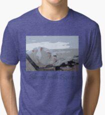 Kota on the Shore Tri-blend T-Shirt