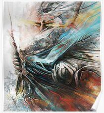 Tomek Biniek - The Witcher Poster
