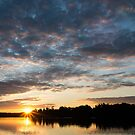 Sunset August 27, 2015 by Tom Gotzy