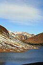 """""""Saddlebag Lake"""" by Lynn Bawden"""