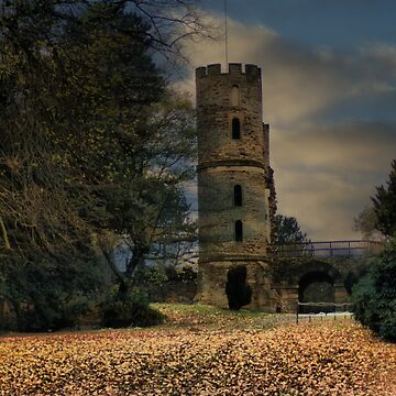 Thunder At The Castle by SandraCockayne