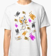 Kitten Juggling - So Many Cats Classic T-Shirt
