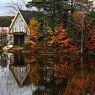 The Boathouse by Amanda White