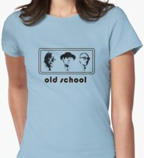 Old school architects Architecture T shirt Womens Fitted T-Shirt