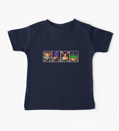 Team Star Fox Kids Clothes