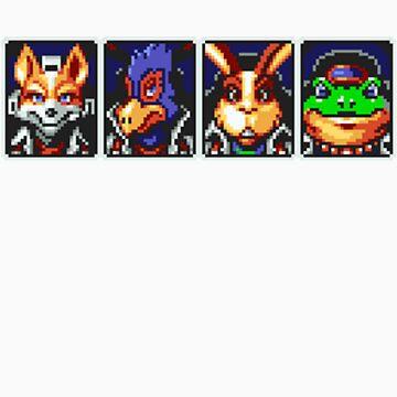 Team Star Fox by ubakaonyechi