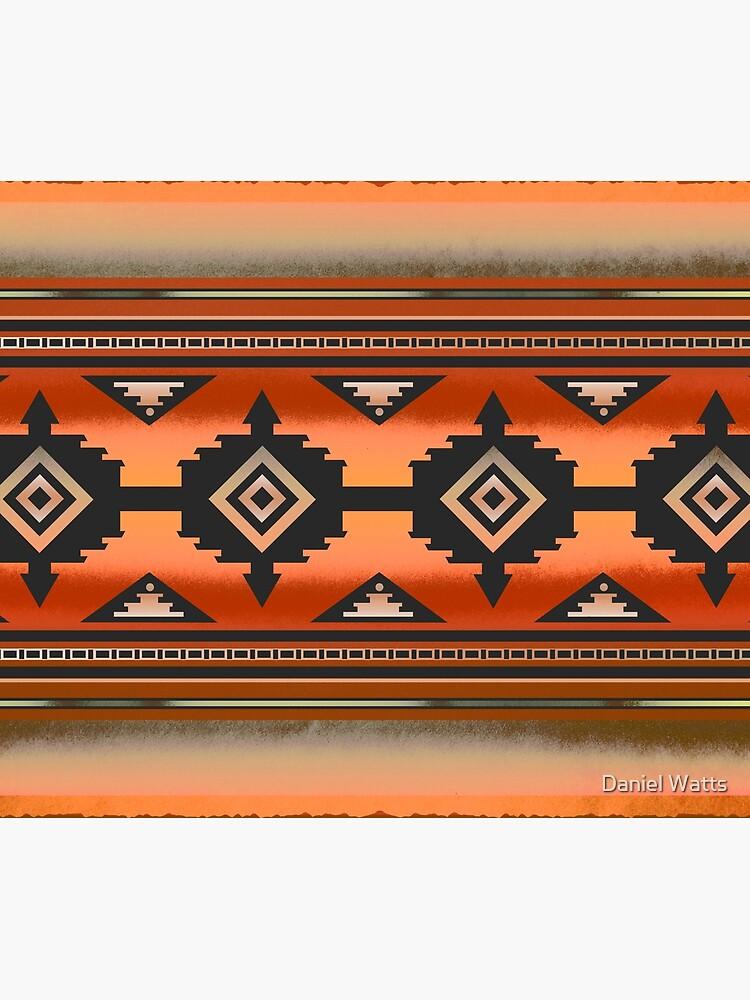 Canyon | Navajo Rust by DanJohnDesign