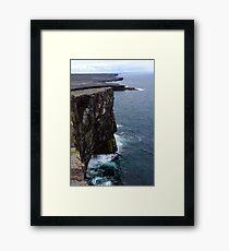 The Aran Islands County Galway Framed Print