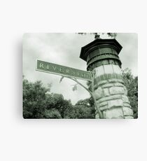 Riverside IL Canvas Print