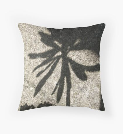 Summer Shadows... Throw Pillow