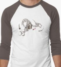 Changing Stripes Men's Baseball ¾ T-Shirt