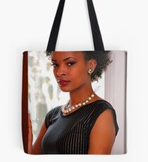 Model Behavior Tote Bag