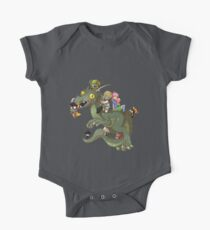 Dragons!!! One Piece - Short Sleeve