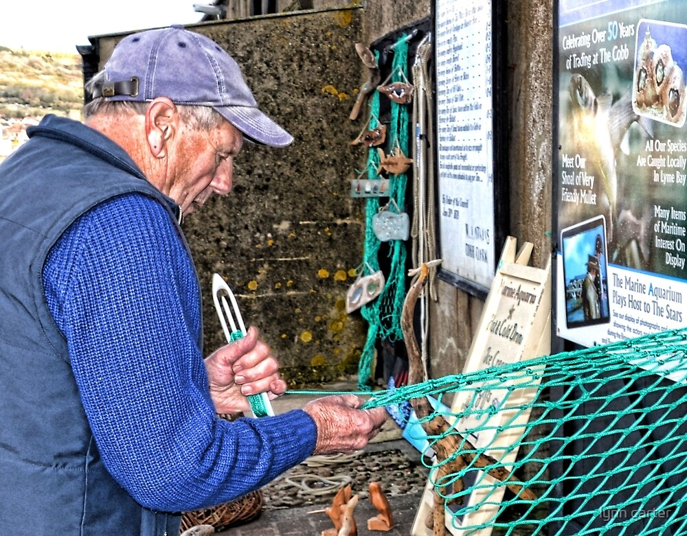 Traditional Man by lynn carter