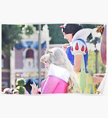 Parade Princesses Poster