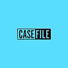 Casefile True Crime – Casefile Logo (Dark) by casefile2016
