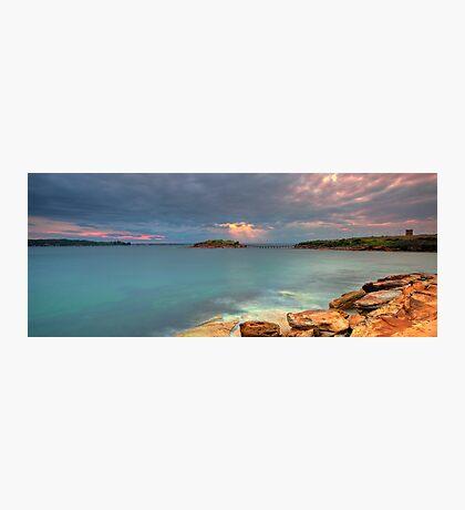 Island Light Photographic Print